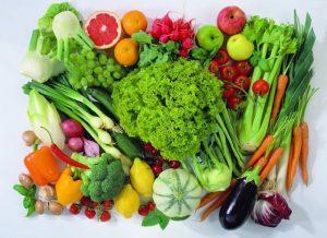 rau xanh chứa nhiều vitamin tốt cho sức khỏe, sinh lý nam